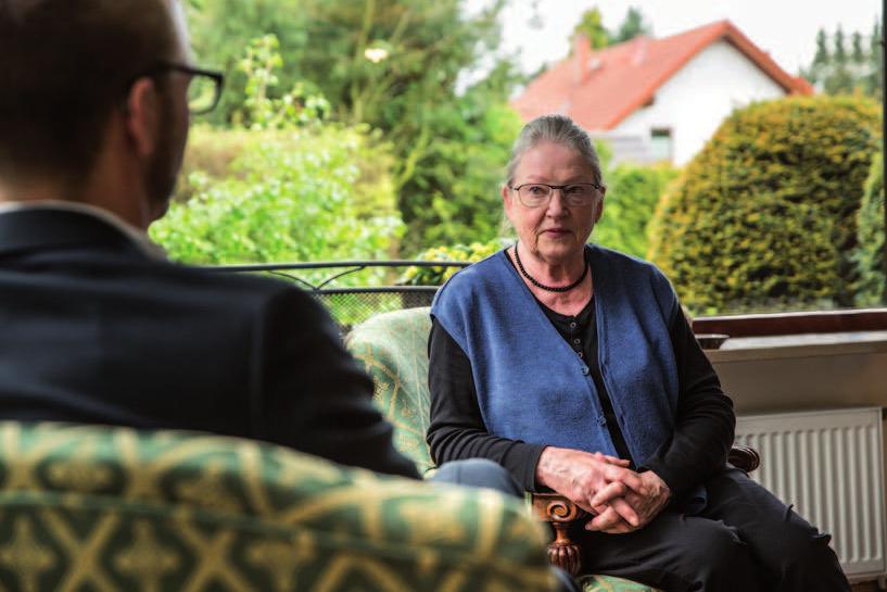 Frau W. , rundumbetreut mit einem Berater von Mollwitz