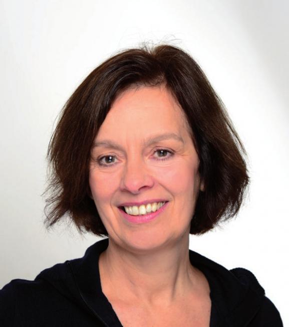 Kinderphysiotherapeutin Sigrid Kohl