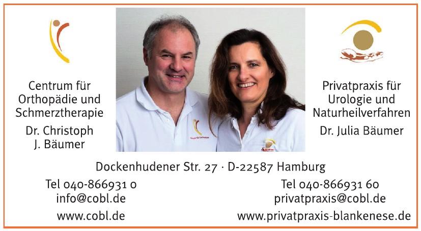 Dr. Julia Bäumer, Dr. Christoph J. Bäumer