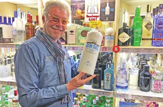 Hans Graeff von Graeff Getränke bietet viel für Genießer
