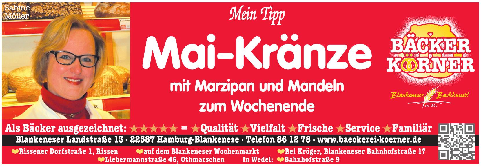 Bäckerei Hartmut Körner e.K.