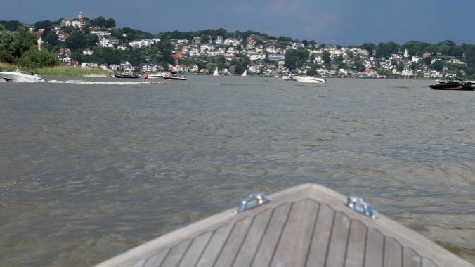 Die Inseln sind nur mit dem Boot erreichbar und unterliegen strengen Naturschutzregeln FOTO: REUSS
