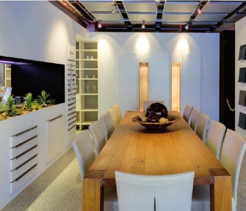 Durchgeplante Küche von Hansa Complet