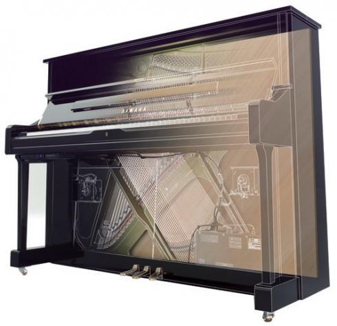 TransAcoustic-Piano von Yamaha