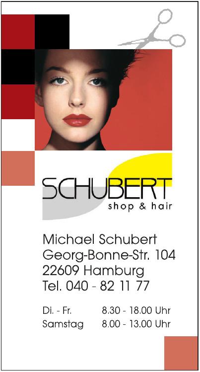 Schubert shop & hair