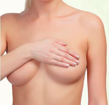 Aus Liebe zur Brust: zur Mammographie FOTO: NOBILIOR_FOTOLIA.COM