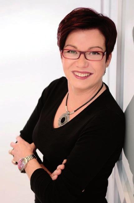 Friseurmeisterin Dorith Ollhorn