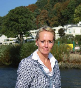 Frauke Frenz bietet Home Staging an