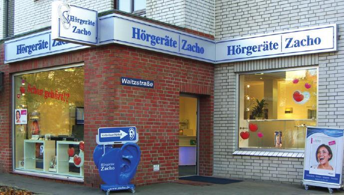 Fachinstitut Hörgeräte Zacho in Othmarschen