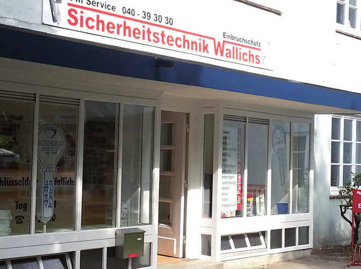 Sicherheitstechnik Wallichs in Osdorf
