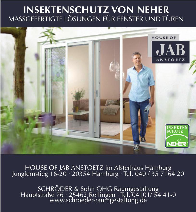 Schröder & Sohn OHG Raumgestaltung