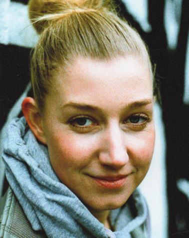 Modedesignerin und Dozentin an der HAW: Annalena Skörl Maul