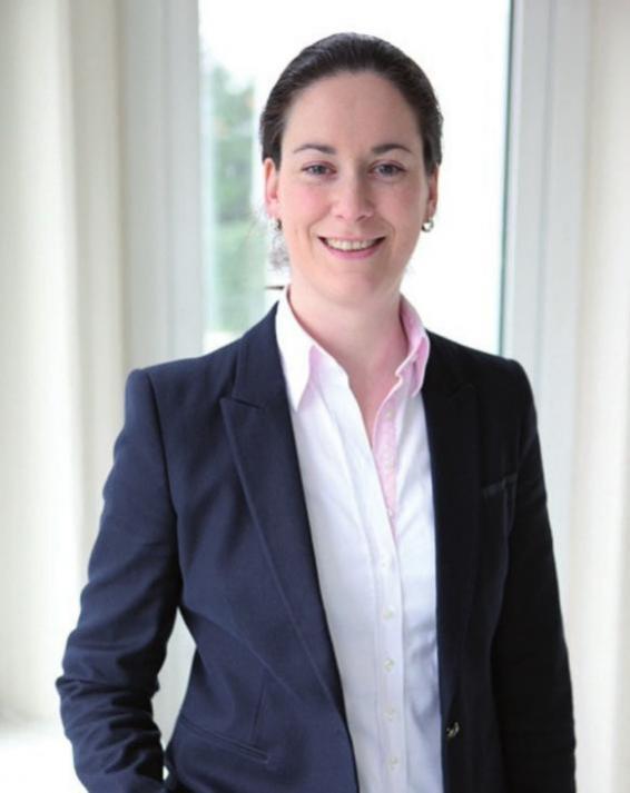 Sabine Mahn von den Pflegehelden