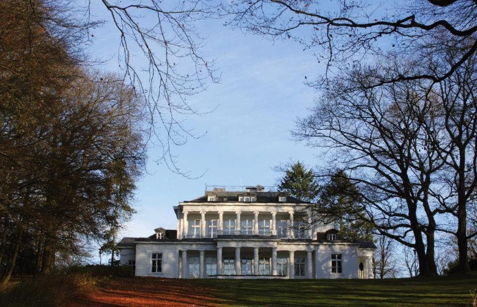Das Goßlerhaus im Blankeneser Goßlers Park – zu vermieten
