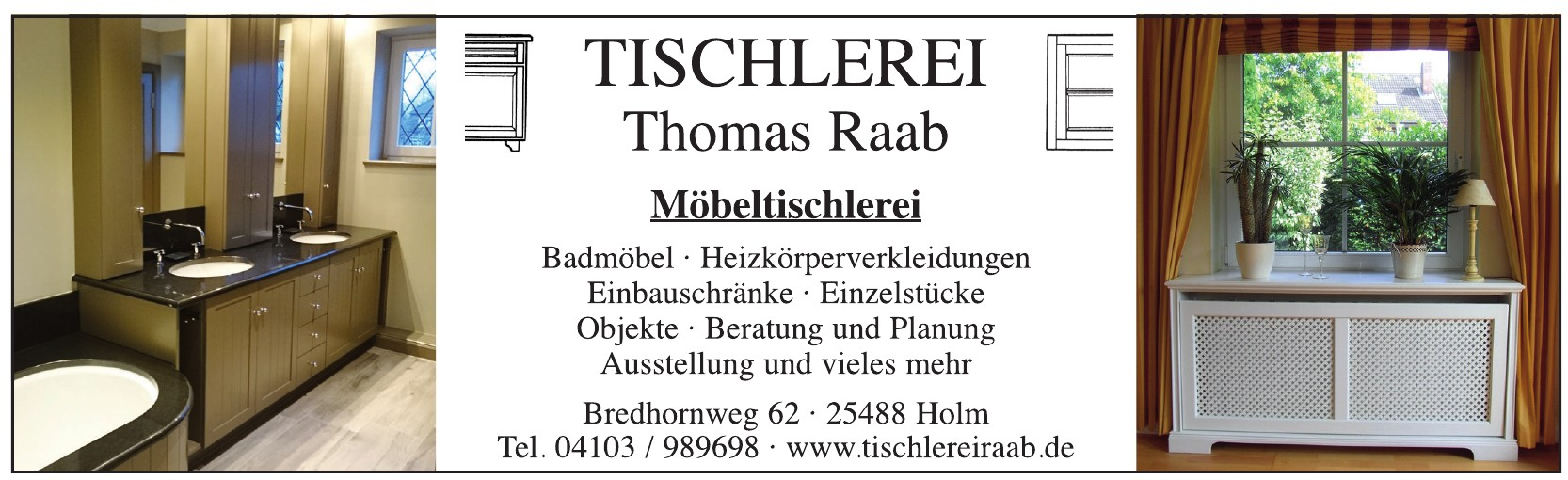Tischlerei Raab
