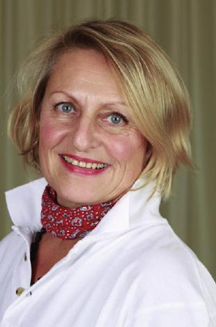 Gabriele Wilde feiert das Jubiläum ihres TherapieZentrums