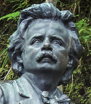 Edvard Grieg, FOTO: © SEREGAYU-FOTOLIA.COM