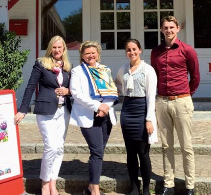 Das Team von Heitmann Immobilien