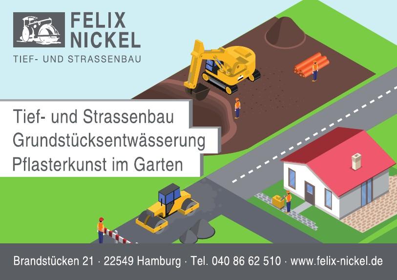 Felix Nickel Tief- und Straßenbau GmbH & Co. KG