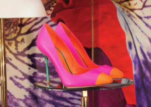 Extravagante Schuhmode von CASA delle scarpe