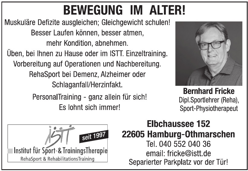Institut für Sport- & TrainingsTherapie