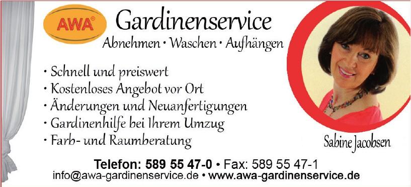 AWA Gardinenservice