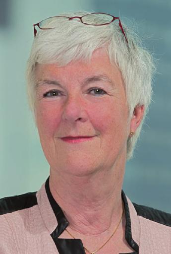 Dagmar Hirche, Vorstandsvorsitzende Wege aus der Einsamkeit e.V.