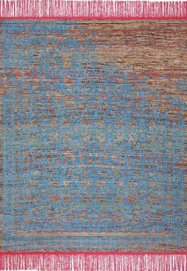 Teppich-Kreation von Designer Jan Kath