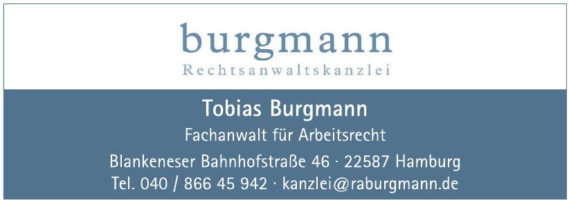 Tobias Burgmann