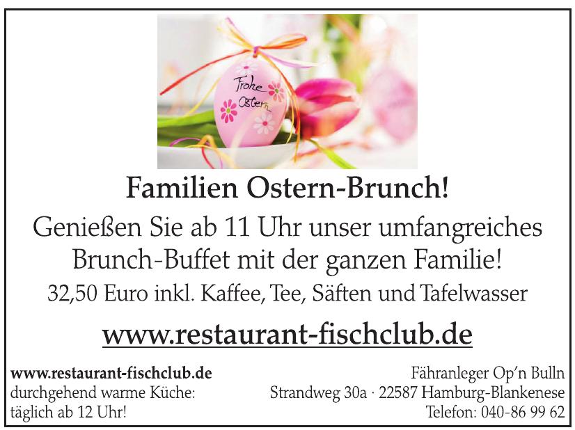 Restaurant FischClub