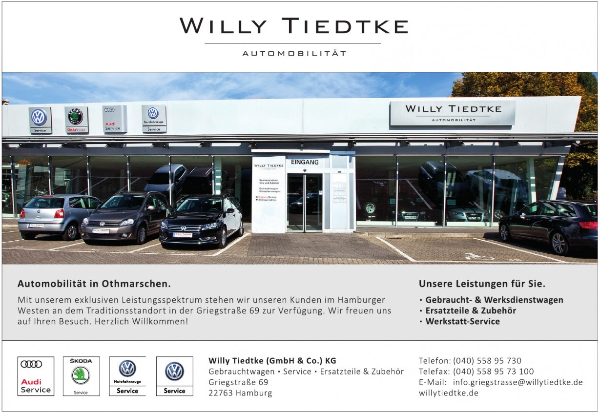 Willy Tiedtke (GmbH & Co.) KG