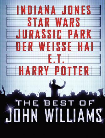 Die Musik von John Williams kommt mit Orchester und spektakulärer Show in die Barclaycard Arena