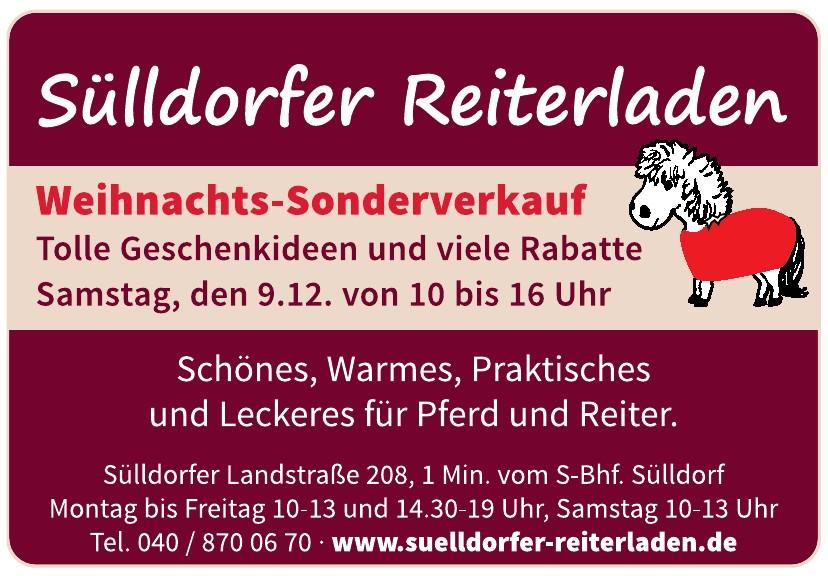 Sülldorfer Reiterladen