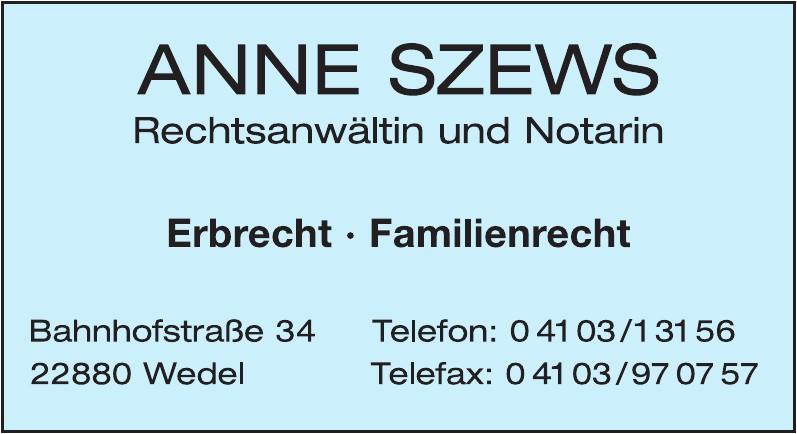 Anne Szews