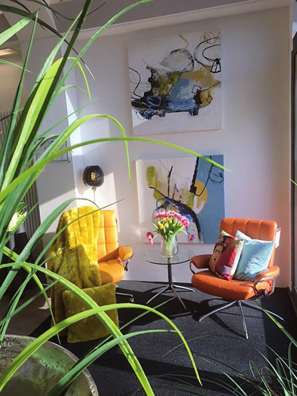Neuer Look für Ihr Zuhause gefällig: Dann ab zur Sesselei