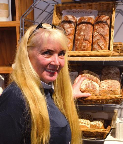 Landmüller in Blankenese verkauft hauptsächlich regionale Produkte