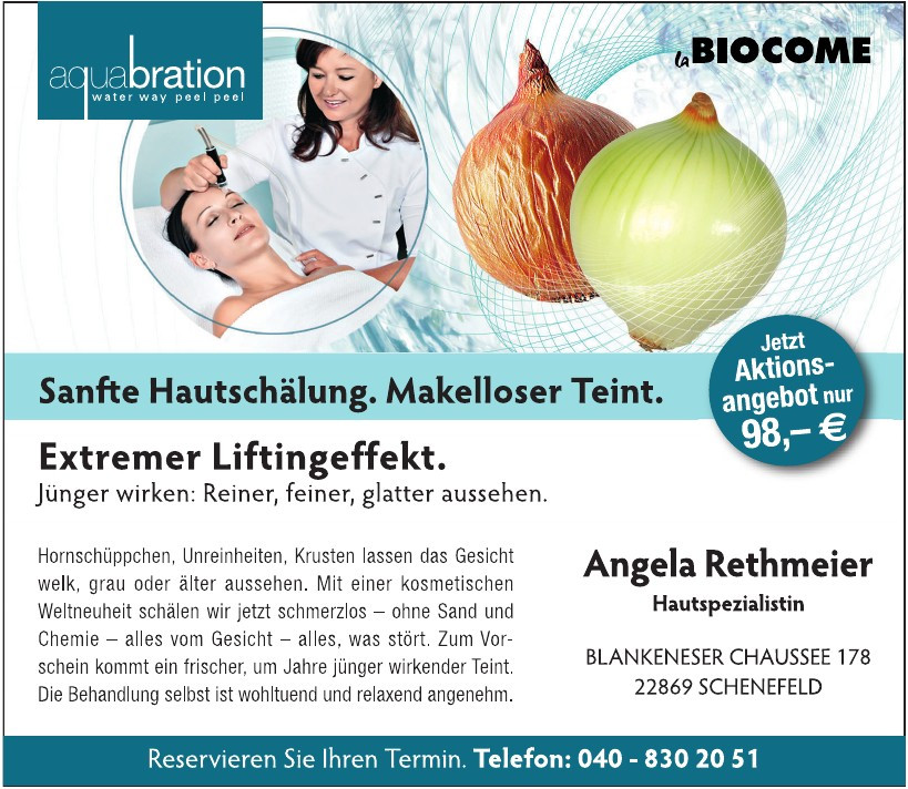 Angela Rethmeier Hauptspezialistin