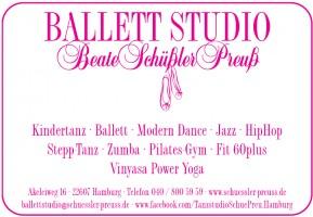 Ballett Studio Beate Schüsler Preuß