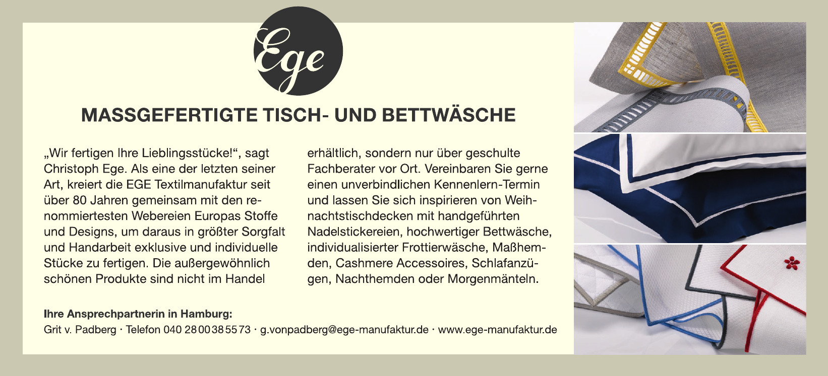 Ege Textilmanufaktur GmbH