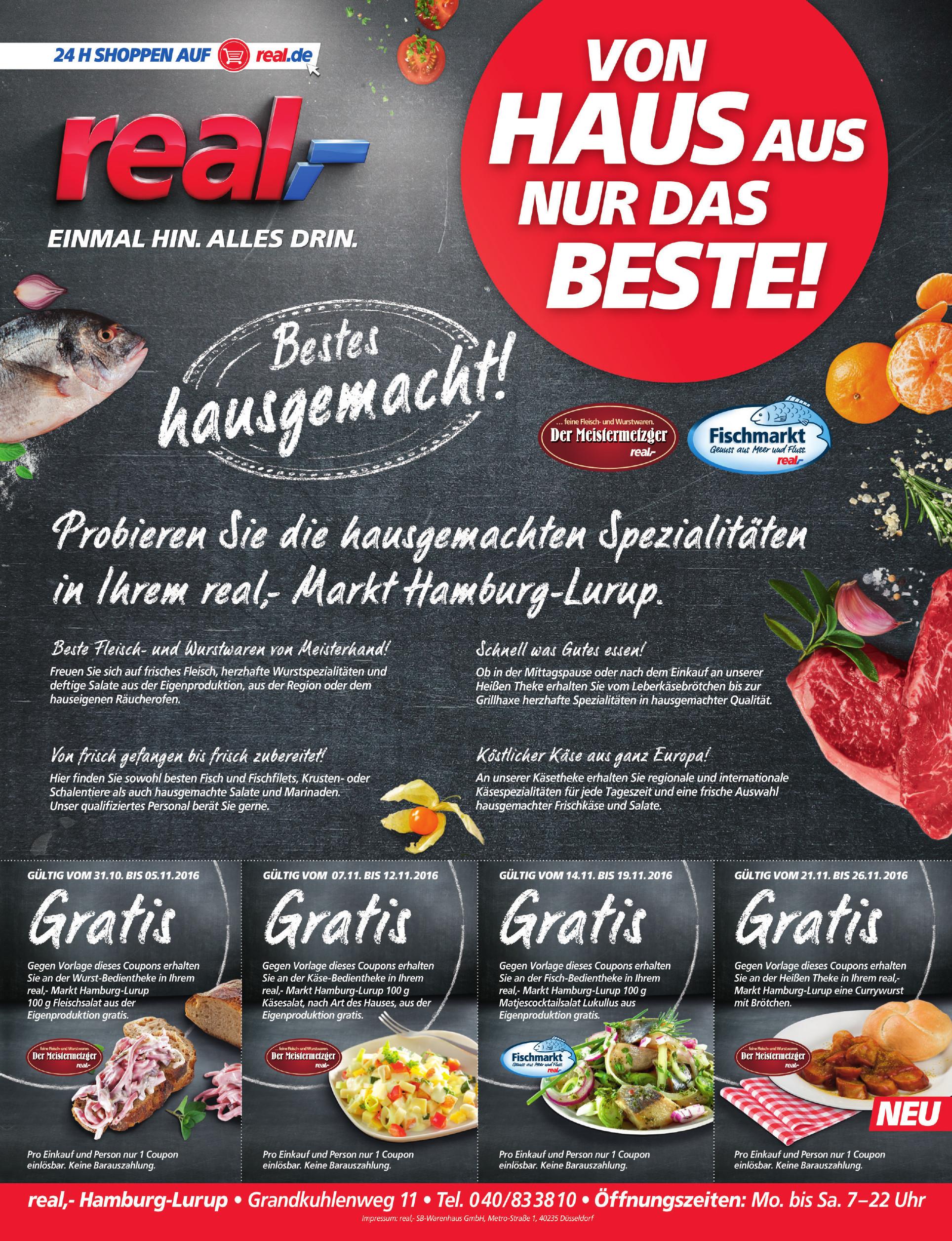 real,- Hamburg-Lurup