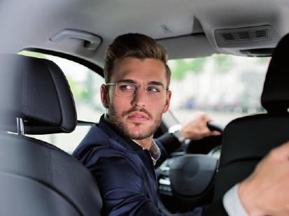 Für mehr Sicherheit: Die Autofahrerbrille