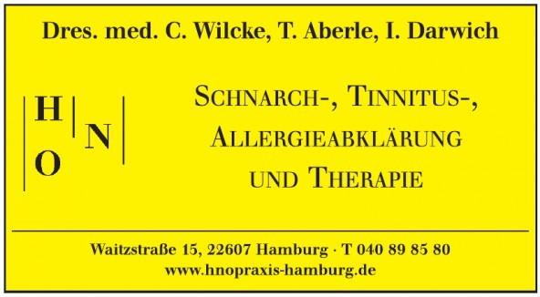 Dres. med. C. Wilcke, T. Aberle, I. Darwich - HNO