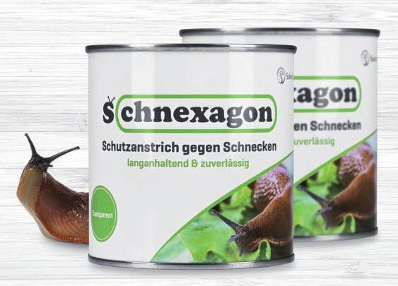 Schnecken den Kampf ansagen FOTO: SCHNEXAGON.DE