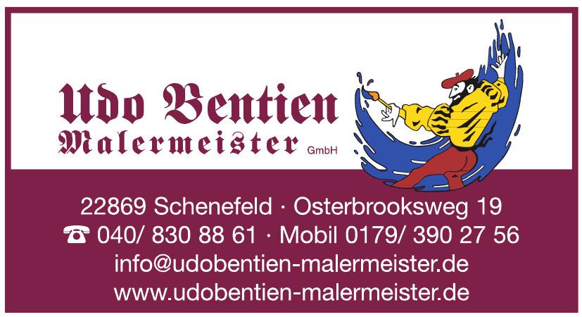 Udo Bentien Malermeister GmbH