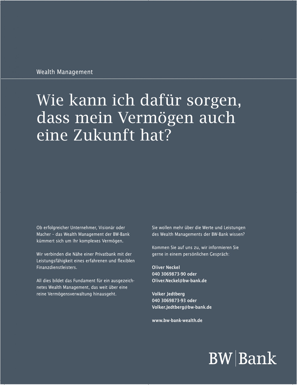 BW Bank - Oliver Neckel