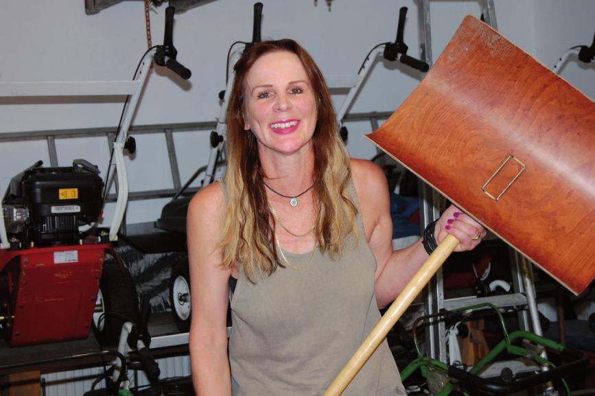 Nicole Arndt ist für ihre Kunden immer erreichbar