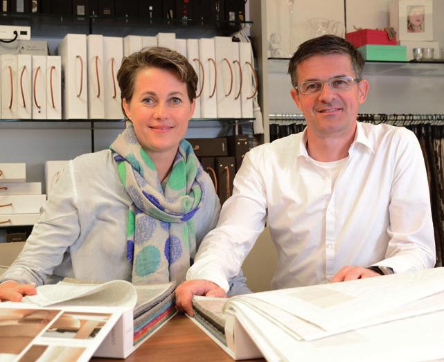 Maren und Karsten Schröder