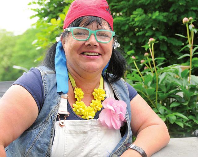 Evelyn Subbert feiert im Mai und im September zwei Jubiläen