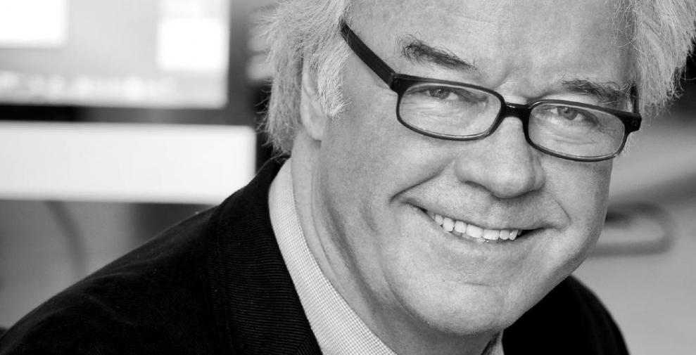 Klaus Schümann, Chefredakteur und Herausgeber Hamburger Klönschnack