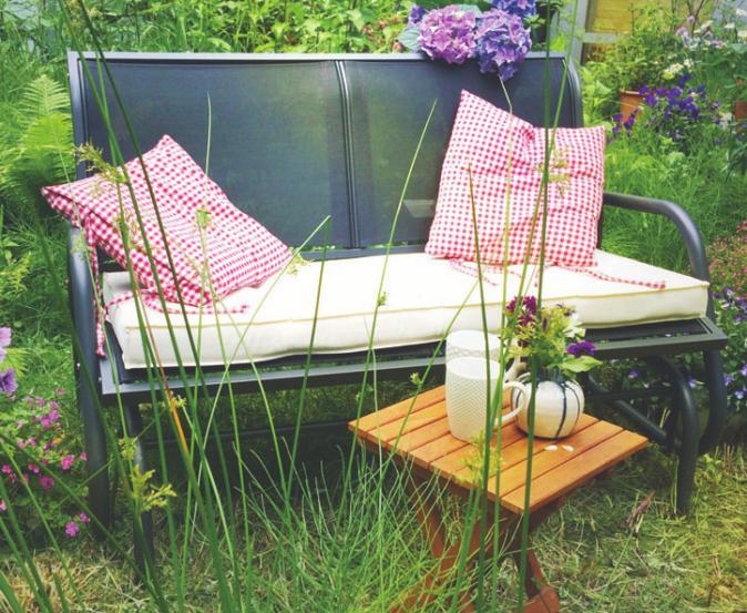 """Der Porch Glider """"Summer-Swing"""""""